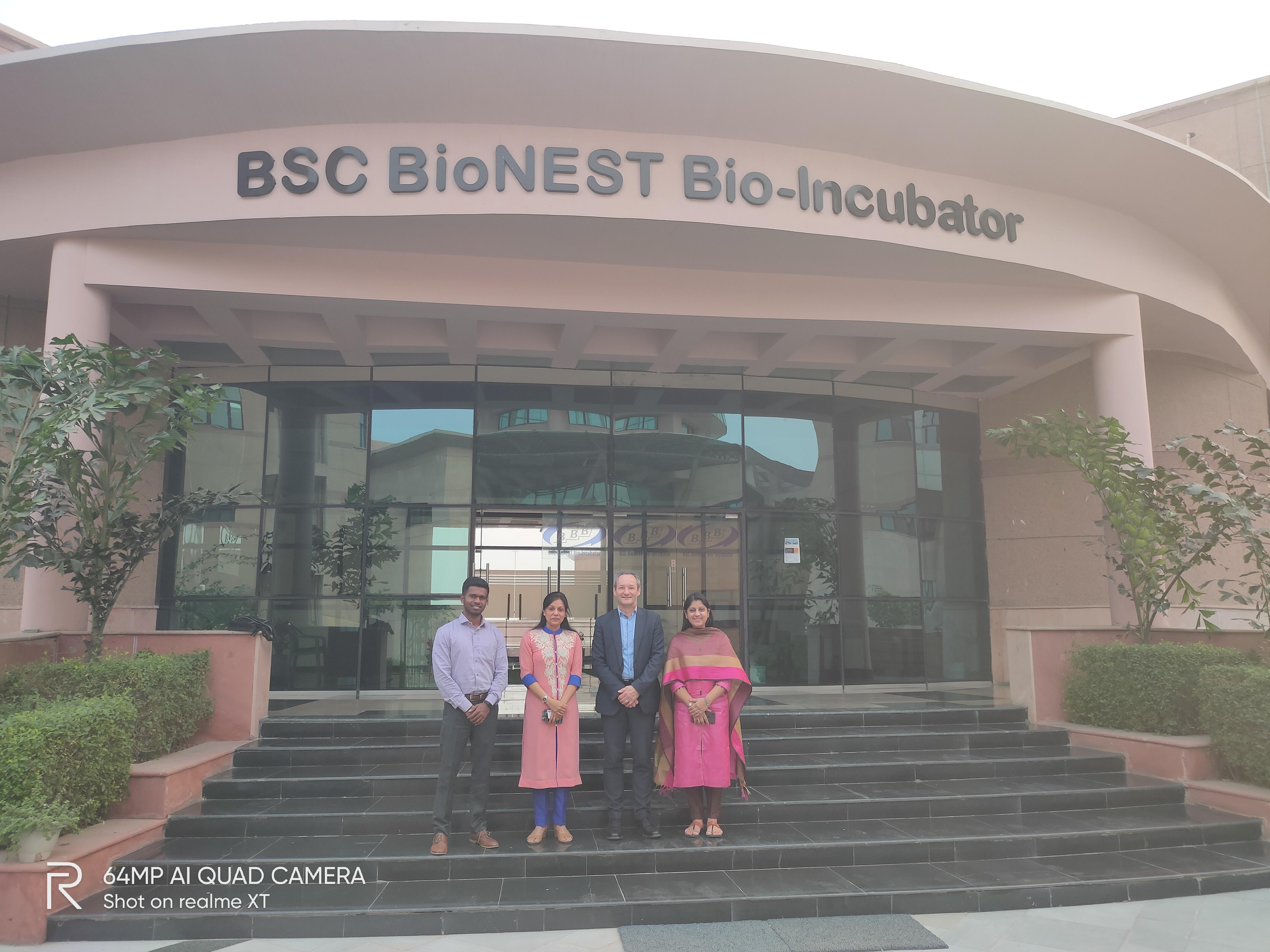 BSC BioNEST Bio-Incubator